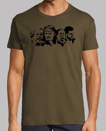 Marx Lenin Engels Che