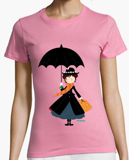 Mary poppins doll t-shirt