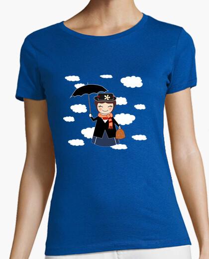 Mary shirt kokeshi p. t-shirt