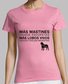 Más Mastines m/c chica