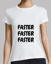 más rápido más rápido más rápido / moto