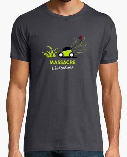 Camiseta masacre