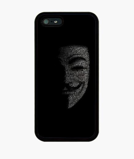 Funda iPhone Mascara