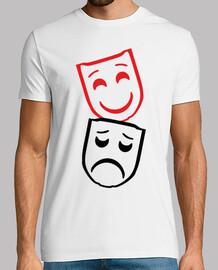 Mascara / Mascaras / Teatro / Silueta C