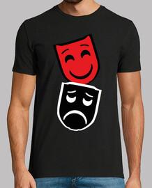 Mascara / Mascaras / Teatro / Tragicome