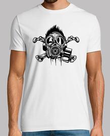 Máscara Antigás Pirata