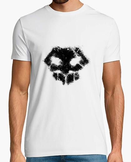 Camiseta máscara de lejía