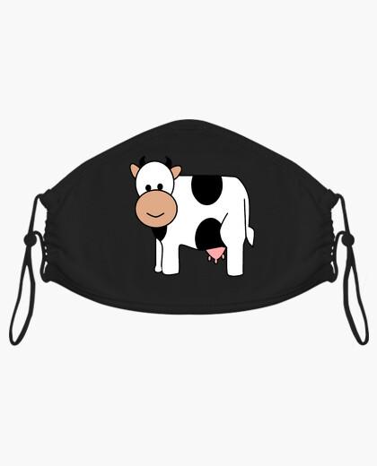 Mascarilla máscara de vaca