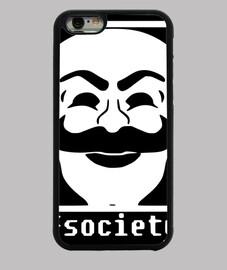 Máscara fsociety