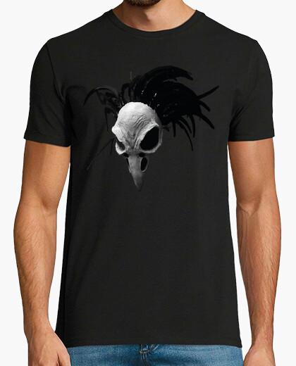 Camiseta Máscara Pajaro Doctor Peste Muerte