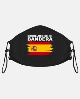MASCARILLA España 37 orgulloso