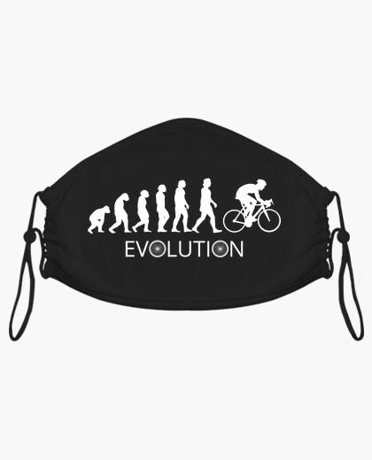 Mascarilla Evolución Ciclismo