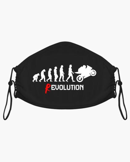 Mascarilla Evolución Motos