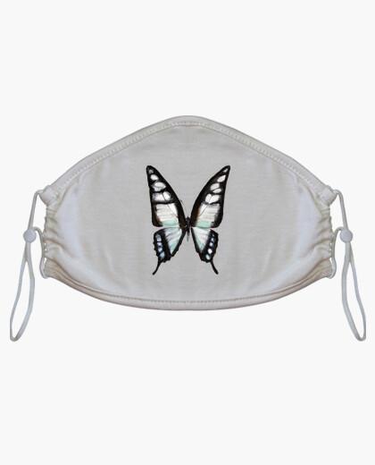 Mascarilla Mariposa Graphium Cloanthus