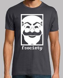 maschera fsociety