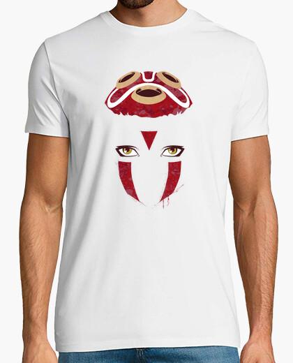 T-shirt maschera mononoke