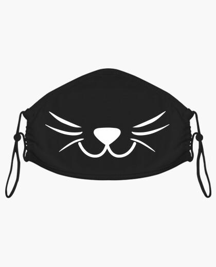 Mascherina maschera per gatti