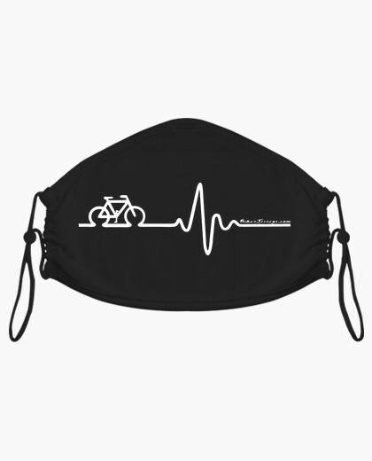 Mascherina maschera per cardio bike