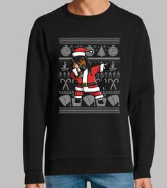 Mascota Caballo Dab Disfraz Navidad