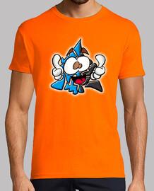Mascota Chakry Blue Recolor
