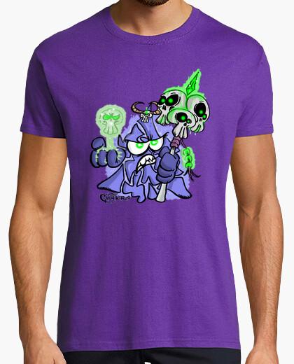 Camiseta Mascota Chakry Clase Brujo