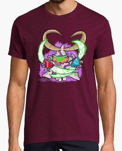 Camiseta Mascota Chakry Clase Cazador de Demonios