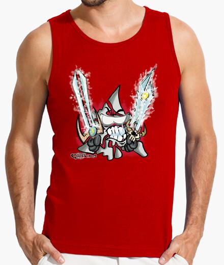Camiseta Mascota Chakry Clase DK Escarcha