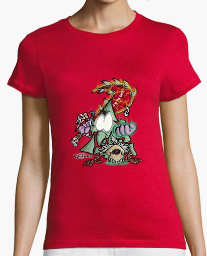 Camiseta Mascota Chakry Clase DK Profano Artefacto