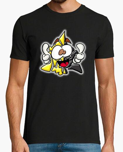 Camiseta Mascota Chakry Original Yellow Hombre