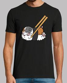 Mascota Cuy Sushi