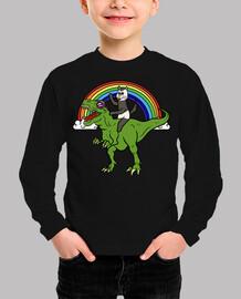 Mascota Hurón Tiranosaurio Rex
