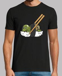 Mascota Tortuga Sushi