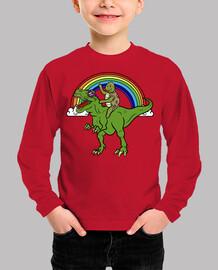 Mascota Tortuga Tiranosaurio Rex
