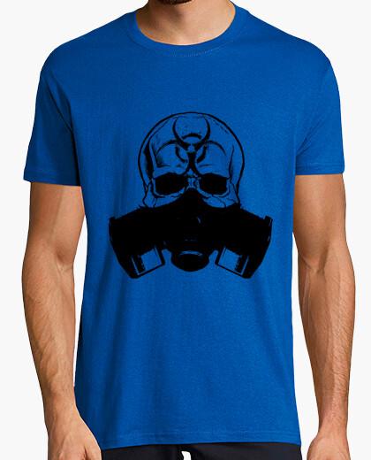 Tee-shirt Masque à Gaz
