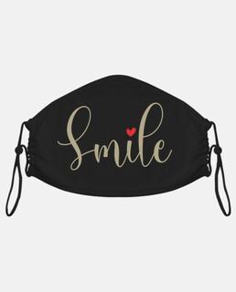 masque de sourire