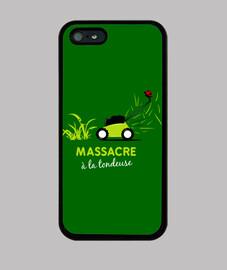 Massacre - iphone case
