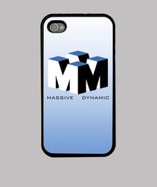 Massive Dynamic funda iPhone 4/4S