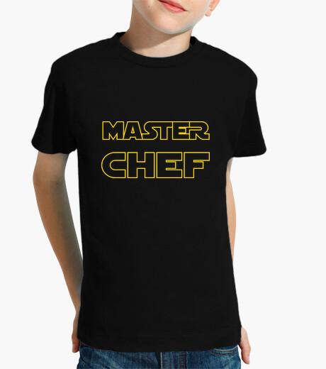 Ropa infantil Master chef Star Wars