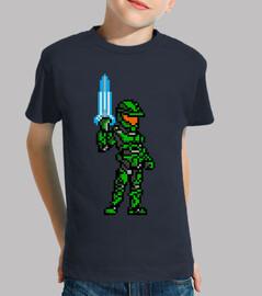 Master Chief (Camiseta Niño)