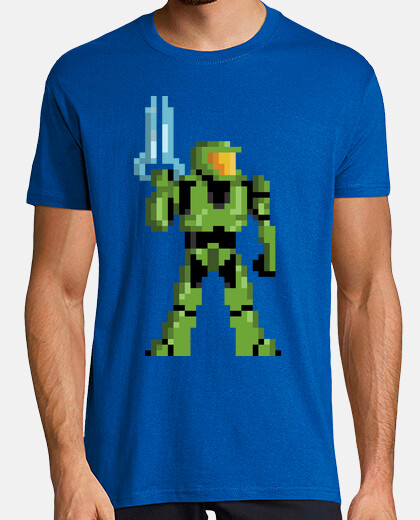Master Chief Pixel