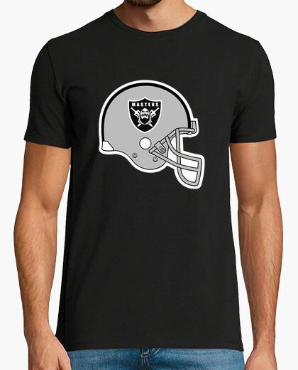 Camiseta Masters del Universo NFL (RAIDERS)