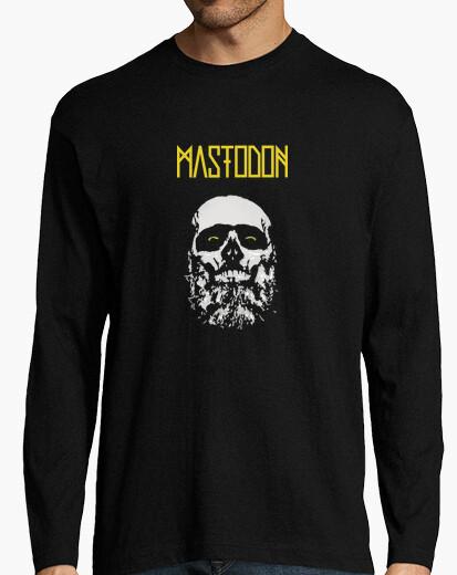 Camiseta Mastodon Skull