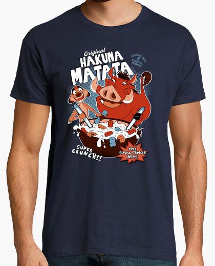 T-shirt matata hakuna originale