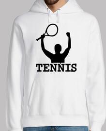 match de tennis gagnant