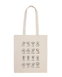 Math Dance bag