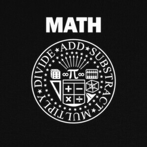 Math Rocks T-shirts