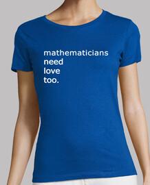 mathématiciens besoin d'amour