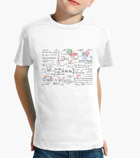 Vêtements enfant mathématiques