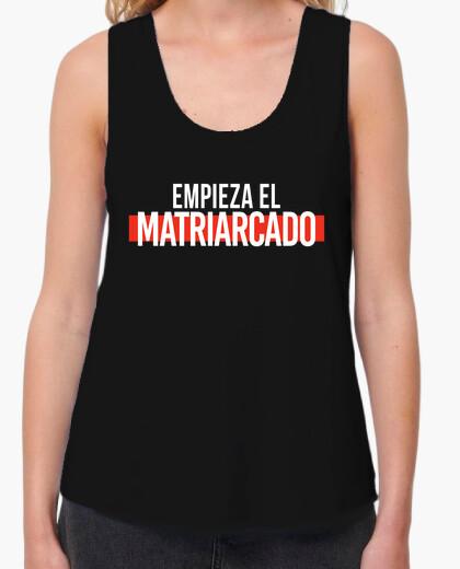 Tee-shirt matriarcat