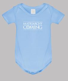 Matriarchy is coming Body bebe, celeste